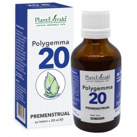 POLYGEMMA NR.20 PREMENSTRUAL 50ML