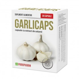 GARLICAPS 30CPS