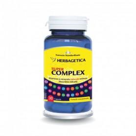 Super Complex, 30 capsule Herbagetica