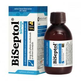 Biseptol, Sirop cu Albastru de Metilen, 200ML Dacia Plant
