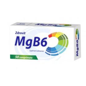 MAGNEZIU+B6 20CPR EFERVESCENT