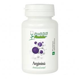 Arginina, 60 comprimate Dacia Plant