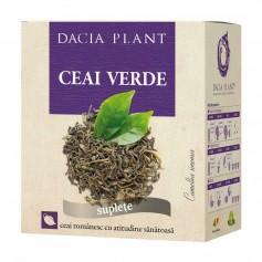 Ceai Verde, 50g Dacia Plant