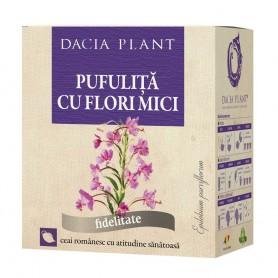 Ceai de Pufulita cu Flori Mici, 50g Dacia Plant