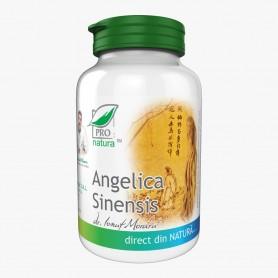 Angelica Sinensis, 60 capsule Pro Natura