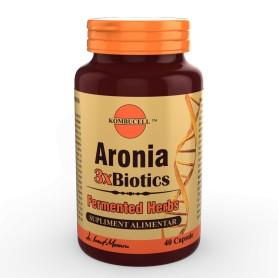 Aronia 3xBiotics, 40 capsule Pro Natura