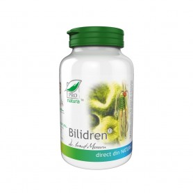Bilidren, 200 capsule Pro Natura