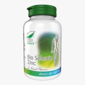 Bio,Seleniu, Zinc, 60 cps