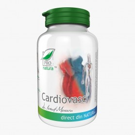 Cardio Tonic, Cardiovasc, 60 cps