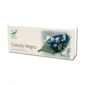 Coacaz Negru, 30 capsule Pro Natura
