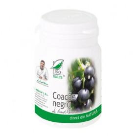 Coacaz Negru, 60 capsule Pro Natura