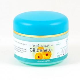 Crema cu Ulei de Galbenele, 50g Pro Natura