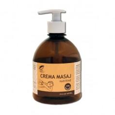 Crema Masaj Nutritiva, 500g Pro Natura