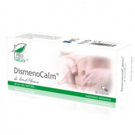 Dismenocalm, 30 capsule Pro Natura