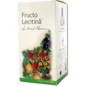 Fructo Lecitina, 200 comprimate Pro Natura