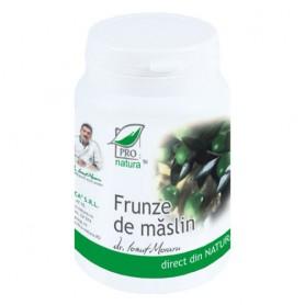 Frunze de Maslin, 60 capsule Pro Natura