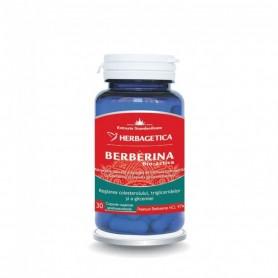 Berberina Bio-Activa, 30 capsule Herbagetica
