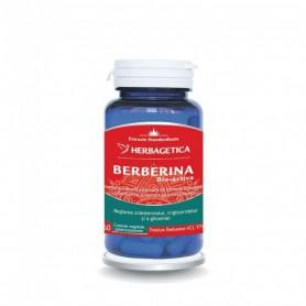 Berberina Bio-Activa, 60 capsule Herbagetica