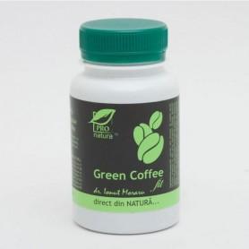 Cafea Verde, Green Coffee Fit, 60 capsule Pro Natura