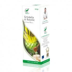 Sirop Grincella si Busuioc, 100ML Pro Natura