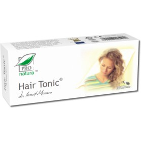 Hair Tonic, 30 capsule Pro Natura