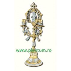 Sfesnic Tricher Inviere Aurit si Argintat X45-369 / 37-217