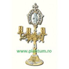 Sfesnic Tricher Inviere Aurit si Argintat X45-371