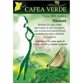 CAFEA VERDE MACINATA 250G