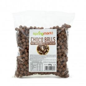 Choco Balls, Bile din Cereale cu Cacao, 200g Springmarkt