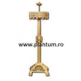Sfesnic Lumanari Nisip, 30cm - aliaj aurit
