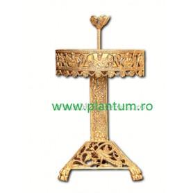Sfesnic Lumanari Nisip, 40cm - aliaj aurit