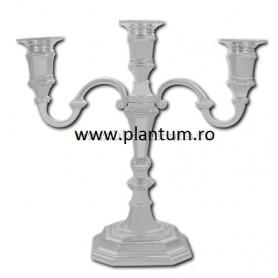 Sfesnic Lumanari, Argintiu, 3 brate