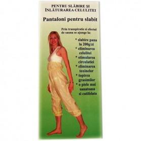 PANTALONI PENTRU SLABIT MARIMEA L