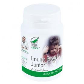 Imuno Royal Junior, 60 capsule Pro Natura