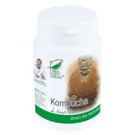 Kombucha, 60 capsule Pro Natura