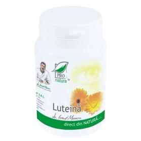 Luteina, 60 capsule Pro Natura