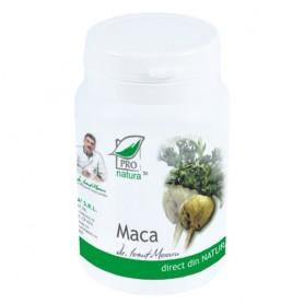 Maca, 60 capsule Pro Natura