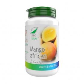 Mango African, 60 capsule Pro Natura