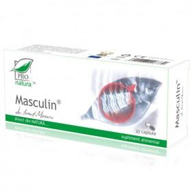 Masculin, 30 capsule Pro Natura