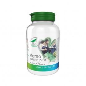 Memo Magne Plus, 60 capsule Pro Natura
