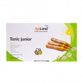 Tonic junior 20 fiole x 10 ml Apiland