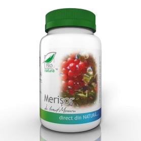 Merisor, 60 capsule Pro Natura