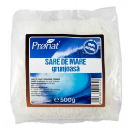 Sare de Mare Grunjoasa Pronat - 500g