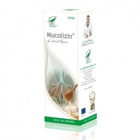 Sirop de Tuse, Mucolizin, 100ML Pro Natura