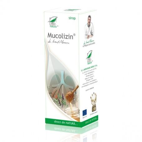Sirop Mucolizin, 100ML Pro Natura