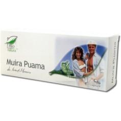 Muira Puama, 30 capsule Pro Natura