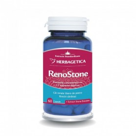 Renostone, 60 capsule Herbagetica