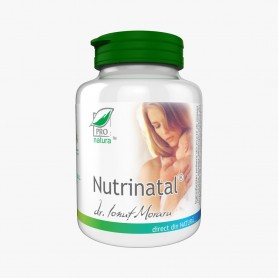 Nutrinatal, 250 capsule Pro Natura