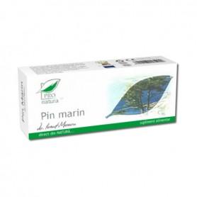 Pin Marin, 30 capsule Pro Natura