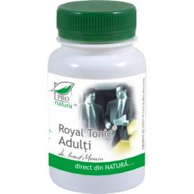 Royal Tonic pentru Adulti, 60 capsule Pro Natura
